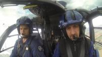 Lutte antidrogue : mission aérienne de la gendarmerie nationale pour identifier des plantations de cannabis dans les Pyrénées-Atlantiques