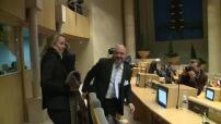 Election du président de région en région Paca : arrivées, interviews, vote, élection et discours de Christian Estrosi