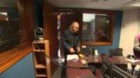 """Illustrations Guy Gilbert dans l'émission """"Ecoute dans la nuit"""" de Radio Notre Dame (1/2)"""