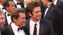 """68ème Festival de Cannes 2015 : montée des marches de l'équipe du film """"Sicario"""""""