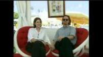 """Festival de Cannes 1993 : interview Bridget Fonda et Éric Stoltz pour """"Une pause, quatre soupirs"""""""