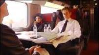 Présidentielle 2012 : Illustrations Nicolas Sarkozy et Rachida Dati se rendant ensemble à Lille