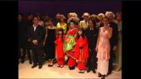 French movie Festival in Yokohama atmosphere after Kenzo fashion show