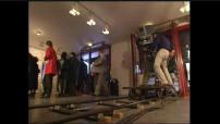Paris: inauguration of Cinema moviemakers