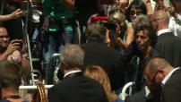 """68ème Festival de Cannes : montée des marches équipe du film """"Valley of love"""""""