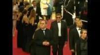 """Cannes 2003 : montée des marches """"Swimming pool"""""""