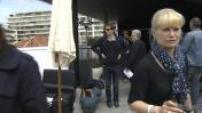"""66ème Festival de Cannes : illustrations équipe du film """"Jeune et jolie"""" et interviews"""