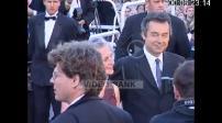 """56ème Festival de Cannes - montée des marches """"Mystic River"""" de Clint Eastwood"""