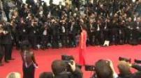 66ème Festival de Cannes : montée des marches de Jimmy P. (2/2)