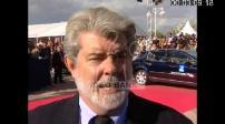 "Tapis rouge hommage George Lucas et hommage George Lucas et tapis rouge ""Criminal"""