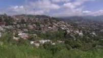 Overview of Tegucigalpa