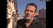 Interview Garou about his duet with Michel Sardou