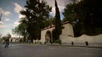 Mexique : Mexico, parc, vie quotidienne, circulation routière