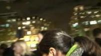 Marion Cotillard inaugure les illuminations des Champs Elysées