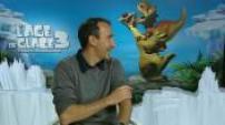 """Interview (Junket) Elie Semoun pour """"L'âge de glace 3"""""""