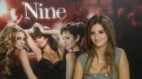 "Interview (Junket) Penelope Cruz pour ""Nine"""