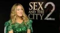"Interview (Junket) Sarah Jessica Parker pour ""Sex and the city 2"""