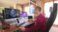 """Interview Bernard Werber sur les """"geeks"""""""