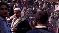 Sur la route des grands fauves : route Dahchour -Meïdoum