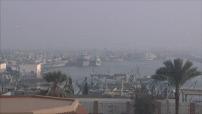 La route des grands fauves : Port Saïd et Le Caire