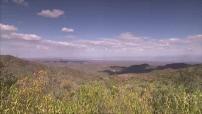 La route des grands fauves : Lac Nakuru, ville de Nakuru