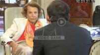 Liliane Bettencourt, femme d'affaires