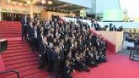 """66ème Festival de Cannes : montée des marches pour """"La Vénus à la fourrure"""""""