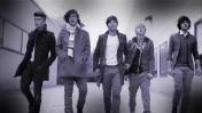 """Rencontre avec """"One Direction"""" le groupe qui provoque des émeutes chez les fans françaises"""