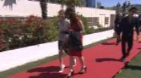 66ème Festival de Cannes : photocall et interview des jeunes talents pour le trophée de l'Adami