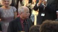 66ème Festival de Cannes : montée des marches du film 'Nebraska'