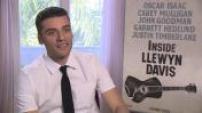 """66ème Festival de Cannes : Interview Oscar Isaac pour """"inside Llewyn Davis"""""""