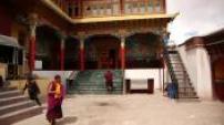 illustration Monastery of Choglamsar 06