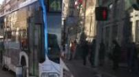 illustration bus & metro Marseille