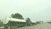 Nigeria illustrations black market petrol