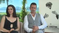 """68ème Festival de Cannes 2015 : Interview Rachel Weisz et Colin Farrell pour """"The Lobster"""""""
