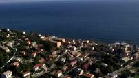 Vues aériennes du Cap Corse.