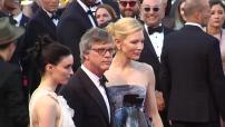 """68ème Festival de Cannes : montée des marches équipe du film """"Carol"""""""