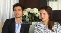 """68ème Festival de Cannes 2015 : Interview E.Elkaim, A.Demoustier et V.Donzelli pour """"Marguerite et Julien"""""""