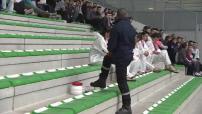 Sécurité : simulation d'attaque chimique dans un stade et préparation d'un exercice à Bordeaux