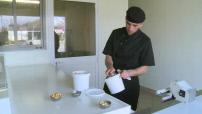 Fabrication de Pop-Corn à la française à Libourne