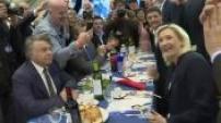 1er Mai, le Front National divisé : le banquet républicain de Marine Le Pen