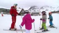 Ouverture pour la saison de ski de Val Thorens