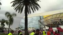69ème Festival de Cannes : Illustrations des préparatifs