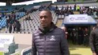 Blaise Matuidi parraine la Danone Nation's Cup à Villeneuve d'Ascq