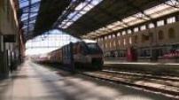 Illustrations Gare Saint Charles à Marseille