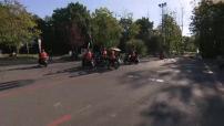 Les femmes et la moto les amazones du bitume