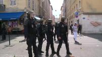 Euro 2016 : violents incidents à Marseille en marge de Angleterre - Russie
