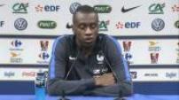 Conférence de presse de Blaise Matuidi et Moussa Sissoko