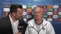 Euro 2016 : ITW Didier Deschamps, Hugo Lloris et Vladimir Petkovic et Conférence de presse équipe Suisse