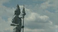Illustrations det carte postale de Pèlerinage en Inde à Haridwar